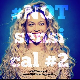 BONUS EPISODE - Beyonce makes drunk men talk politics in the pub #NOTsensical