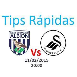 Inglaterra - West Brom vs Swansea