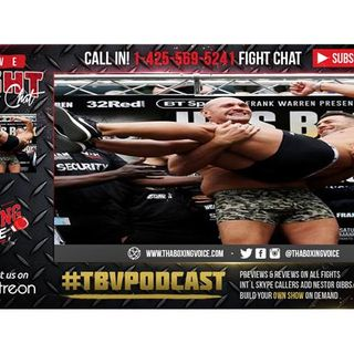 Tyson Fury vs Sefer Seferi LIVE FIGHT CHAT & IMMEDIATE REACTION