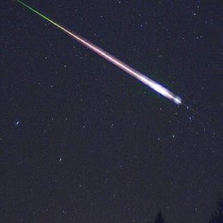 Un Meteorite Precipitato in Molise - S01E01