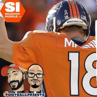 HU #721: Peyton Manning Addresses Potential Exec Role With Broncos | w/ Stu McPeak