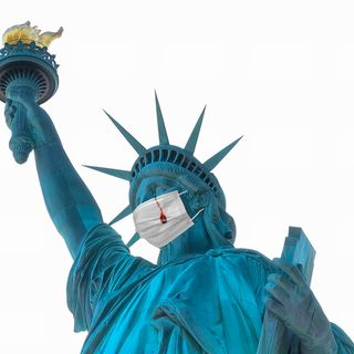 Covid Tyranny Ends America