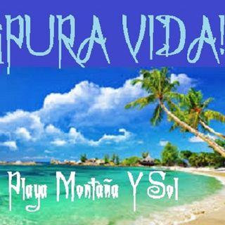 ¡PURA VIDA! Playa, Montaña y Sol