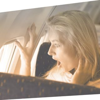 La paura di volare - Cause e consigli