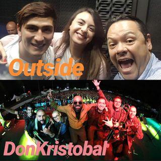 UR Rock con las bandas Outside de Bogotá y de medallo Donkristobal
