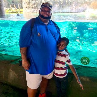 Dad to Dad 136 - Tony Gayle, A Marine & Army Veteran, Lost His Wife Days After Delivering Their Son, Who Has Special Needs - Part 1