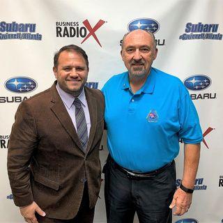 Nick Masino with the Gwinnett Chamber of Commerce