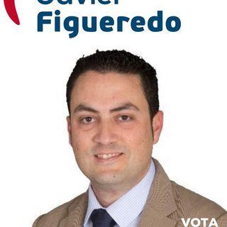 Javier Figueredo, Candidato a la Alcaldía por PP