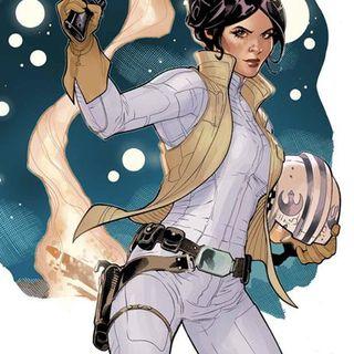 "Source Material #142 - ""Princess Leia""- (Marvel) (2015)"