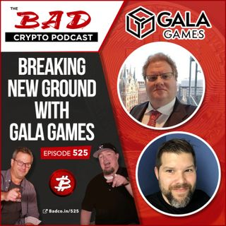 Breaking New Ground with Gala Games