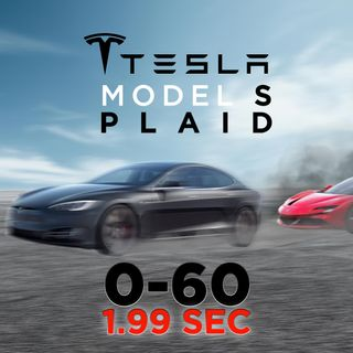 143. Tesla Model S Plaid Officially Launched | Mind-blowing 0-60mph in 1.9sec 😱