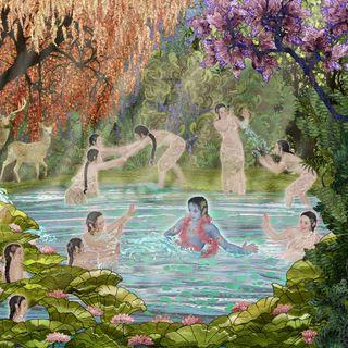 Meditazioni sull'elemento Acqua | Musica di F. Painigiani, immagine di P. Libralesso
