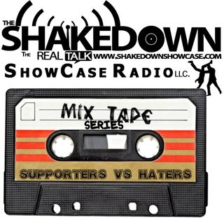 SUPPORTERS VS HATERS MIXTAPE SERIES