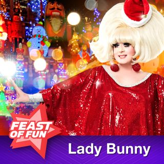 FOF #2686 - A Lady Bunny Christmas