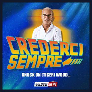 Knock on (Tiger) wood