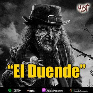 El Duende, historia de terror.