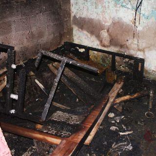 Aumento de incendios en hogares de Cartagena preocupan al Cuerpo de Bomberos y la UNGRD
