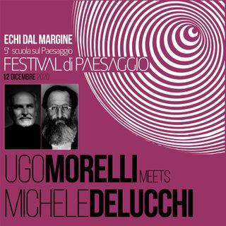 Ugo Morelli incontra Michele De Lucchi
