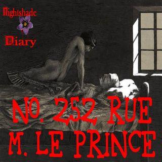 No. 252 Rue M. le Prince | Strange Creature Story | Podcast