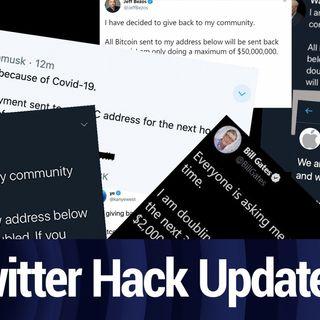 Twitter Bitcoin Hack Update | TWiT Bits
