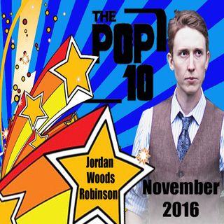 Episode #2 - November 2016 - Jordan Woods-Robinson