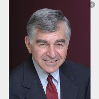 A chat w/ Former Democratic Presidential Nominee Michael Dukakis on todays elections