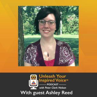 Episode 14 - Ashley Reed - Dream Interpretation