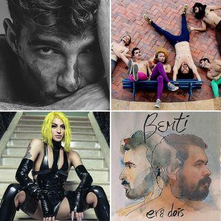 #10 - Lançamentos de Agosto: Jão, Gal Costa, Procurando Kalu, Pabllo Vittar, Favela Vive 3 e Pitty