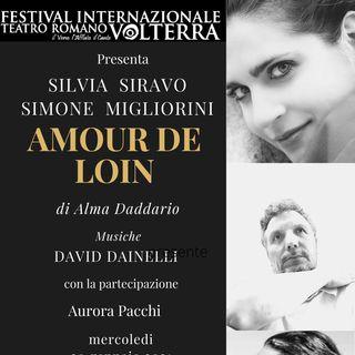 "Amour de loin  Seconda Parte ""Buona la prima"" 200121 Radio vaticana"