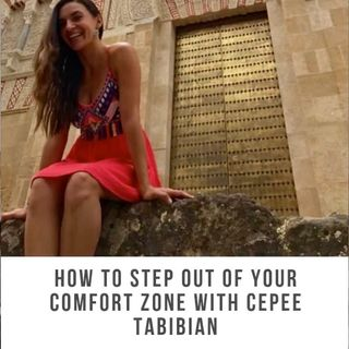 "How to ""Hit Refresh"" con Cepee Tabibian"