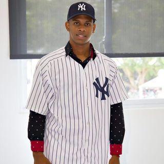 Entrevista a Deny Larrondo, lanzador cubano, recien firmado por los Yankees