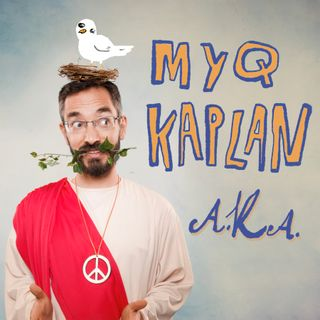 Episode 103.5 - Coming Attractions - Interview With Myq Kaplan
