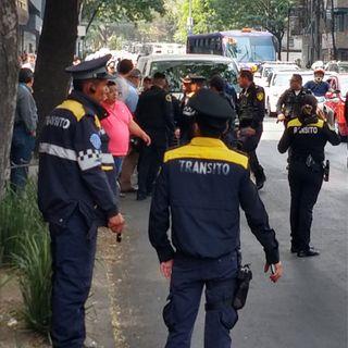 Movilización policiaca en Torre Diana, tras balacera