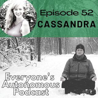 Episode 52: Cassandra