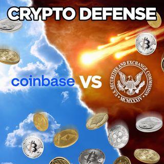 306. Coinbase vs. SEC | Mark Cuban Says Bring It On!