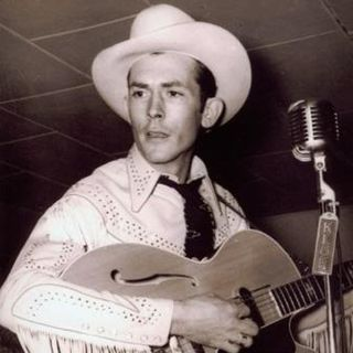 Ain't that Luke? Hank Williams only 01