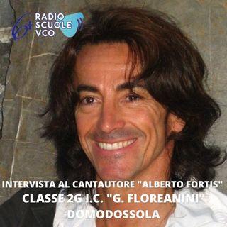 Intervista al cantautore Alberto Fortis