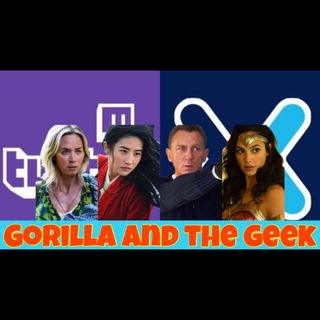 Coronavirus Effects on Entertainment Media and Video Games - Gorilla and The Geek Episode 13