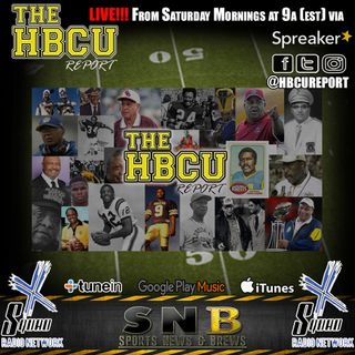 The HBCU Report- Controlling The DASH (2/1/2020)