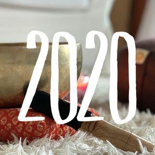 Episode 7 - TALK & MEDITATION/NEW YEAR'S DAY 2020