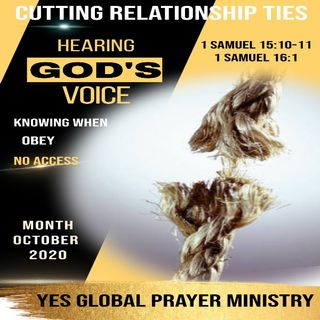 Yes Global Prayer Ministry Recording - 10/02/2020