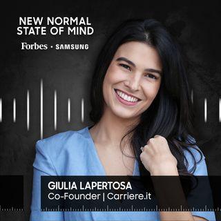 Ep.2 - Giulia Lapertosa | Founder di Carriere.it