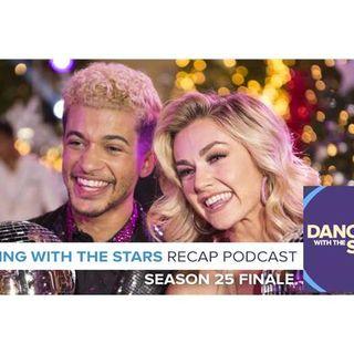 Dancing with the Stars Season 25 Recap   Finale