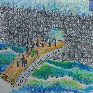 #corridoiumanitari - Federica Brizi spiega come verranno accolti i migranti e quali saranno i prossimi passi