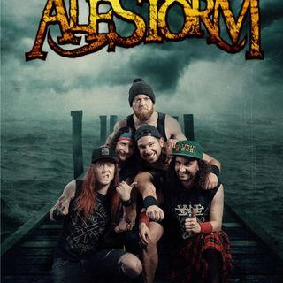 Live Report ALESTORM + AEPHANEMER + BIOSCRAPE + ELETTROLITI @ Slaughter Club 06/08/2019