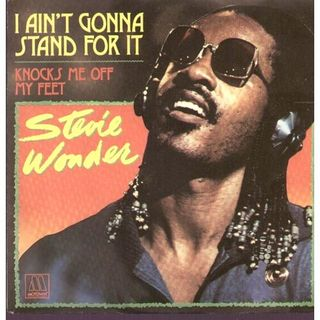 Knocks Me Off My Feet, Stevie Wonder