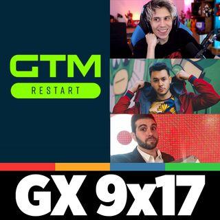 GAMELX 9x17 - Entrevista a Games Tribune + Debate sobre YouTubers y Andorra