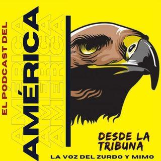 ¡EL INVICTO del AMERICA! | Invitado KEVIN ROJAS | Podcast del America | Mimo el Aguila