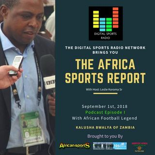 A Conversation with African Football Legend; Kalusha Bwalya of Zambia
