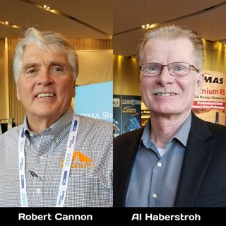 RR 290: Al Haberstroh and Robert Cannon